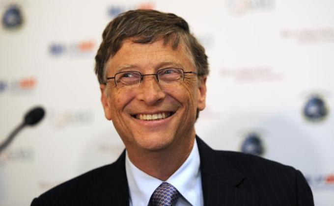 Bill Gates: obsessed?